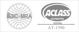 ilac (International Laboratory Accreditation Cooperation) and ACLASS Accredited Testing